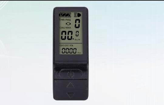 Envio Gratis ebike 24 V 36 V 48 V inteligente KT LCD LCD4 Panel de Control pantalla electrica bicicleta piezas KT control