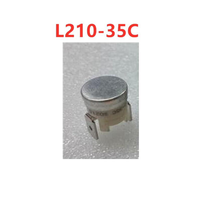 10 قطعة السيراميك درجة الحرارة التبديل L210-35C 36TMH01 المستوردة درجة الحرارة التبديل 210 درجة