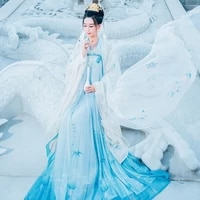 women chinese hanfu dress ancient chinese fairy costume cosplay palace princess traditional clothes female dress tang suit