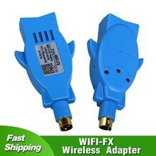 Adaptateur de WIFI-FX de câble de programmation sans fil approprié au PLC de série de Mitsubishi MESLEC FX remplacent le USB-SC09-FX