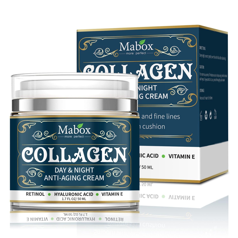 MABOX collagen cream rehydration moisturizes moisturizes 50collagen cream