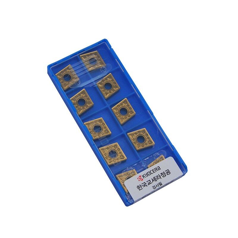 تسي يي 10 قطعة CNMG120408MS CNMG432MS CA6525 Cermet إدراج جديد
