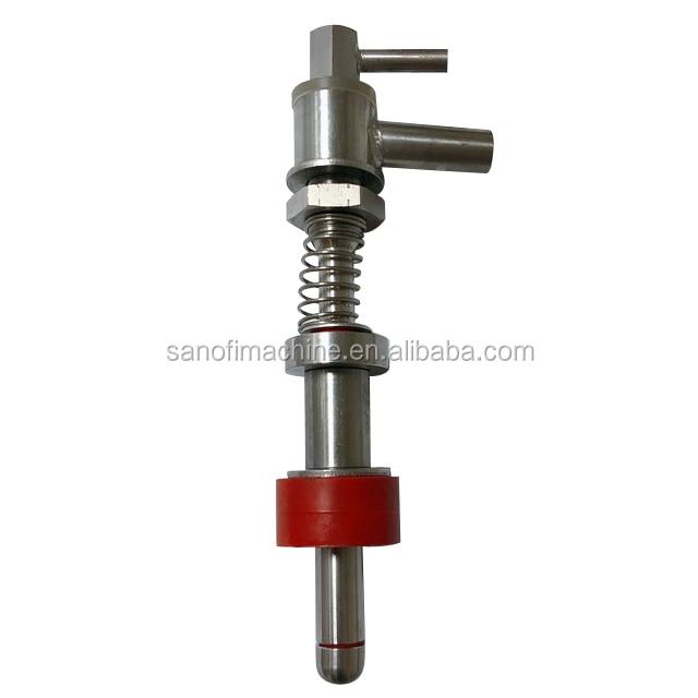 gravity water filling valve nozzle spare parts for bottle filling machine enlarge