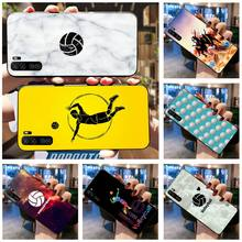 Volleyball Sports Phone Case For Huawei Nova 6se 7 7pro 7se honor 7A 8A 7C 9C Play