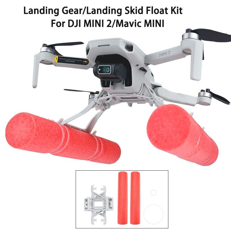 dji-mini-2-carrello-di-atterraggio-skid-float-kit-espansione-per-dji-mavic-mini-carrello-di-atterraggio-attrezzatura-da-allenamento-accessori-per-droni