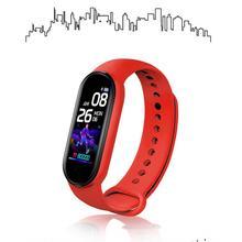 M5 Smart Watches Smart Band Smart Wristband Women Sports Tracker Smartwatch Play Music Bracelet Band