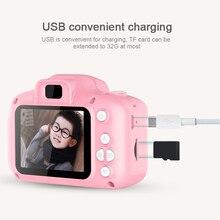Children Mini 1080P Digital Camera Cute Kids Toys Video Recorder 2.0 Inch Take Picture Child Camcord