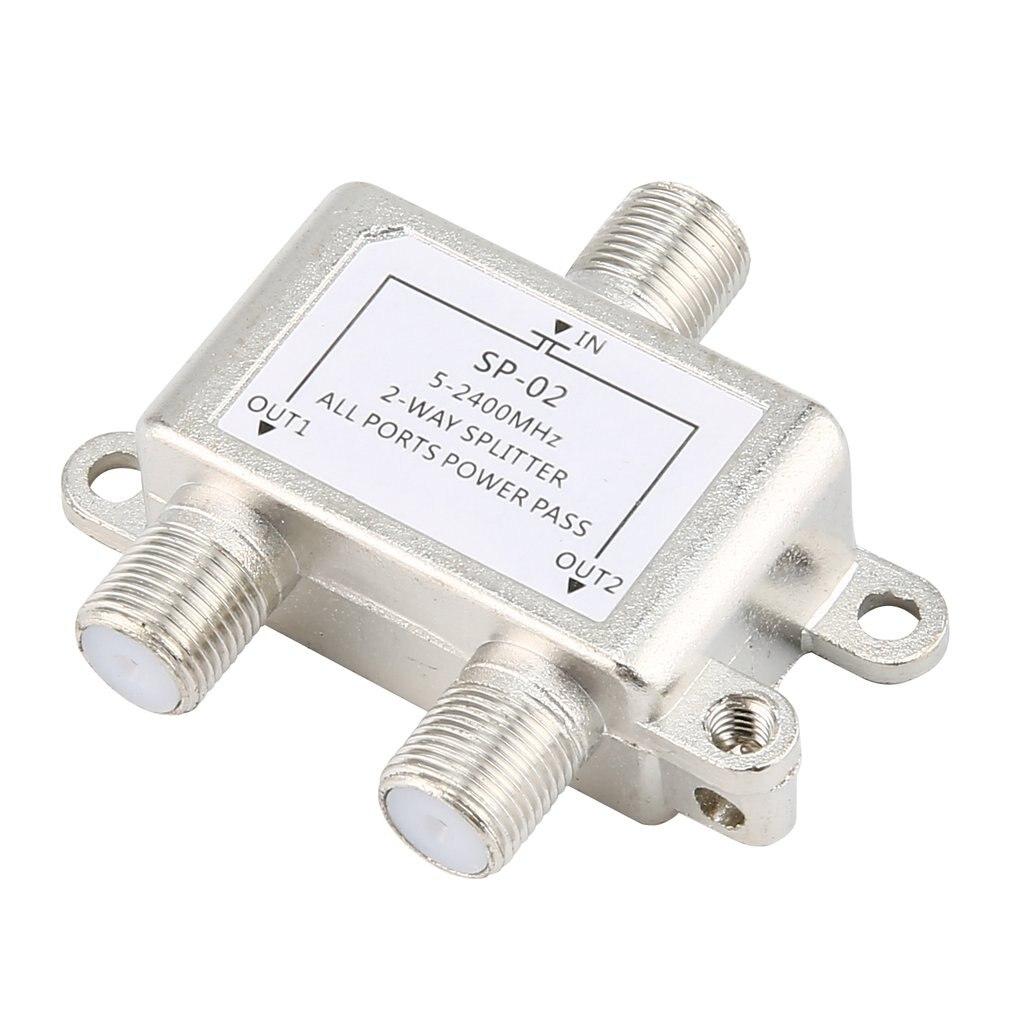 Tamaño pequeño JASEN del divisor de potencia por satélite dos divisor de potencia de 2/3-forma/6-forma/8-forma divisor de luz peso del divisor de potencia...