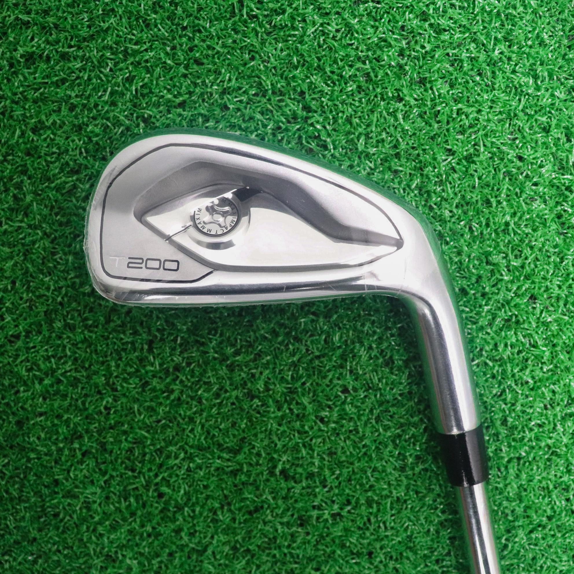 New golf club T200 iron T200 golf club set 4-9P/48 R/S Flex T200 Golf Clubs (8PCS) R/S Flex Steel Shaft With Head