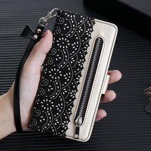 LCHULLE флип чехол бумажник для Samsung S20 Ultra S10 S9 S8 Plus Чехол держатель для карт для Galaxy S10e Note 10 Plus 5G чехол