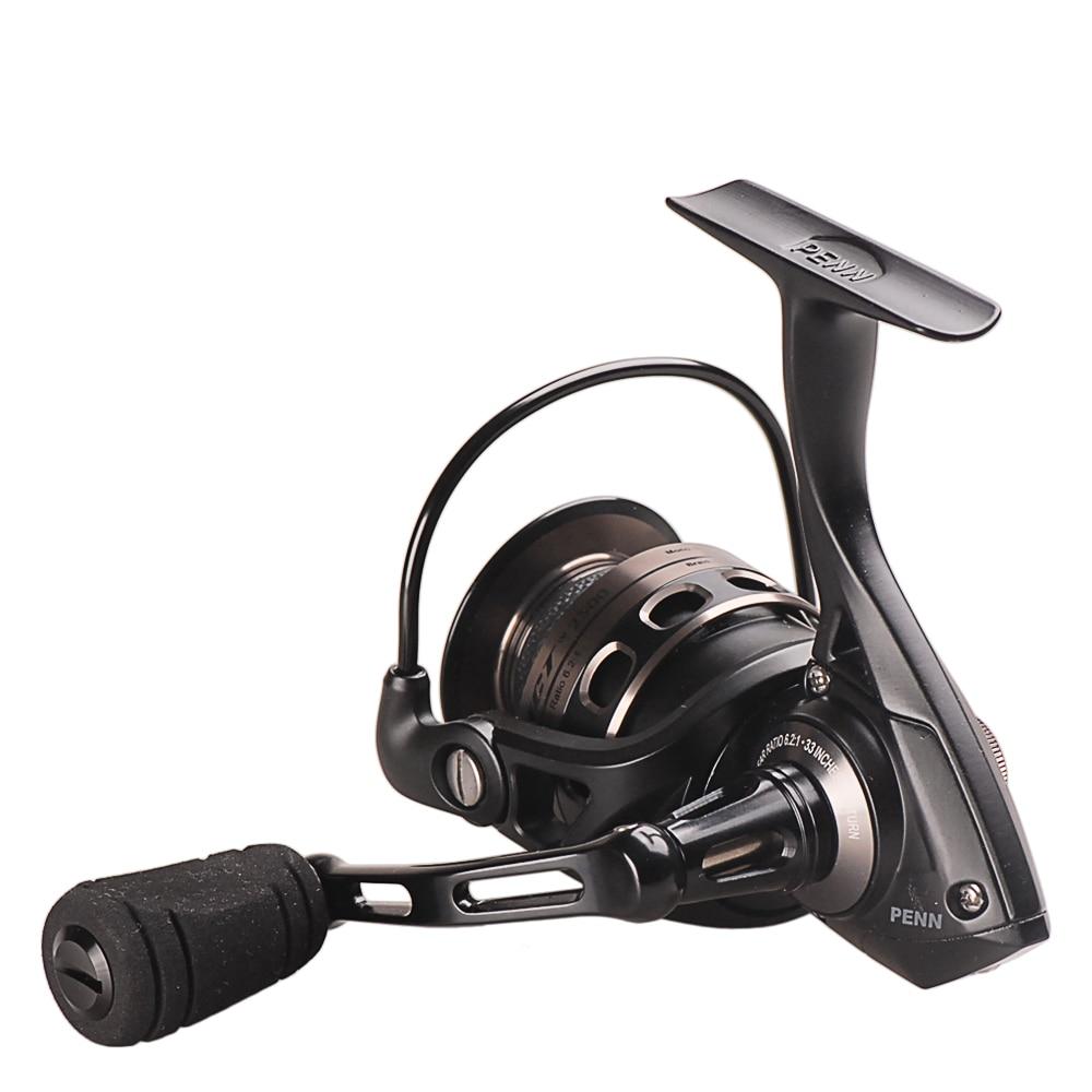 100% Original PENN Conflict Fishing Reel CFT 2500-8000 Full Metal Body Sea Fishing Spinning Reel Anti-reverse Lightweight Design enlarge