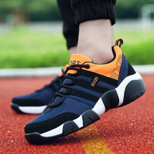 XEK 2019 New Mesh Men Casual Shoes Men Shoes Lightweight Comfortable Breathable Walking Sneakers Ten