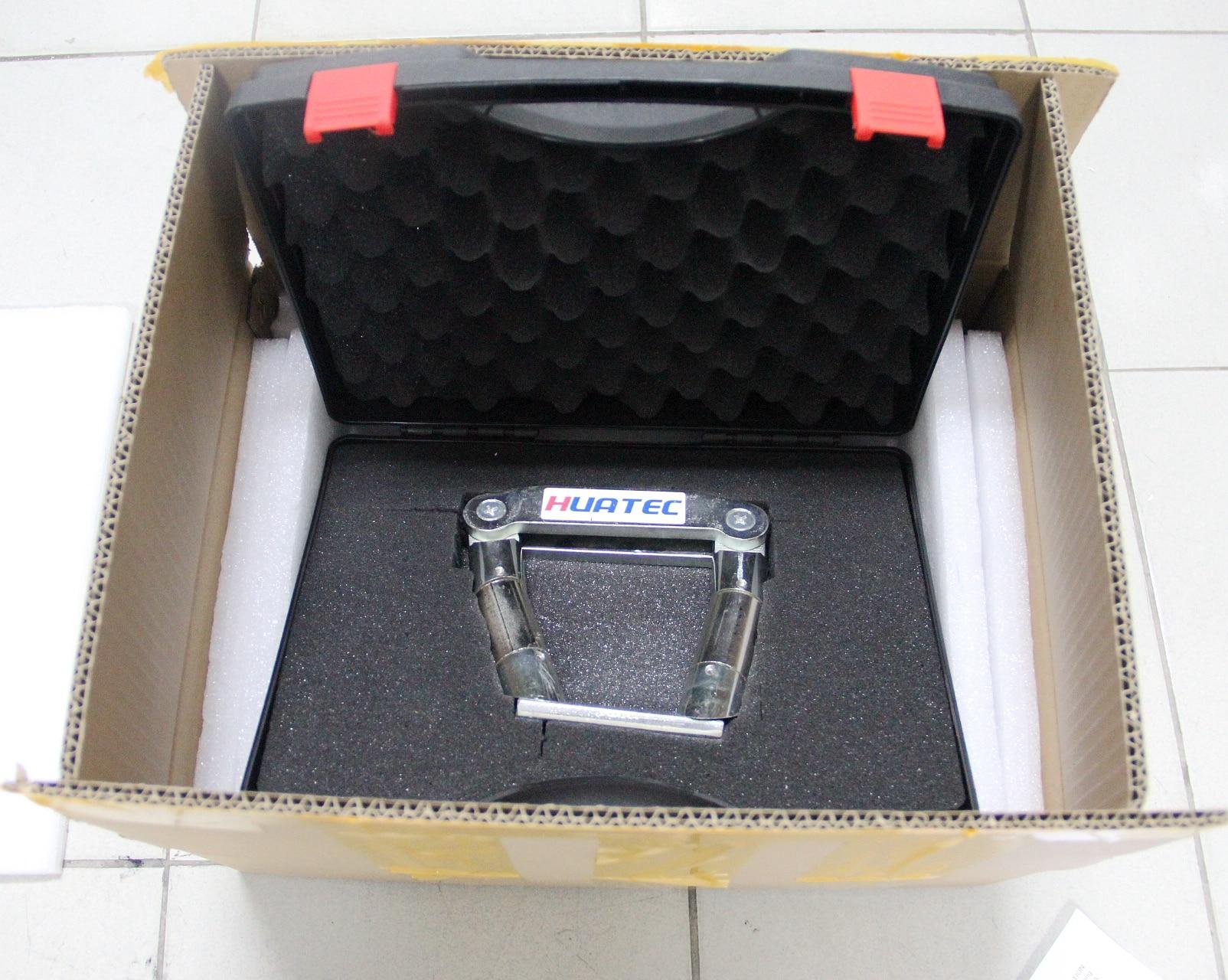 HUATEC 2021 New Permanent Magnetic Particle Testing , Handy Yoke Flaw Detector Yoke kit HCDX-300 enlarge