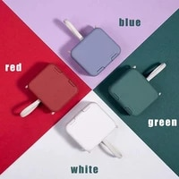 new multi function with own cord handbag back clip power bank portable charger small and easy to take out a must have travel