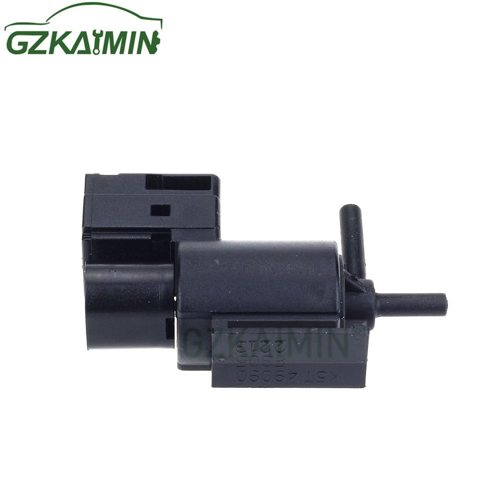 100% válvula de solenoide K5T49090 K5T49091 para MAZDA 626 Millenia Aspire KL01-18-741 KL0118741
