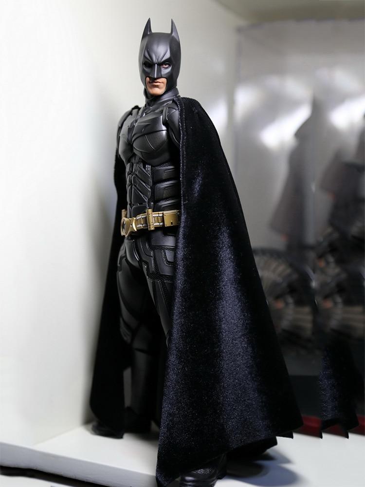 "1/6 Scale Cloak Prop Model For 12"" The Dark Knight Batman Male Figure Body Toys"