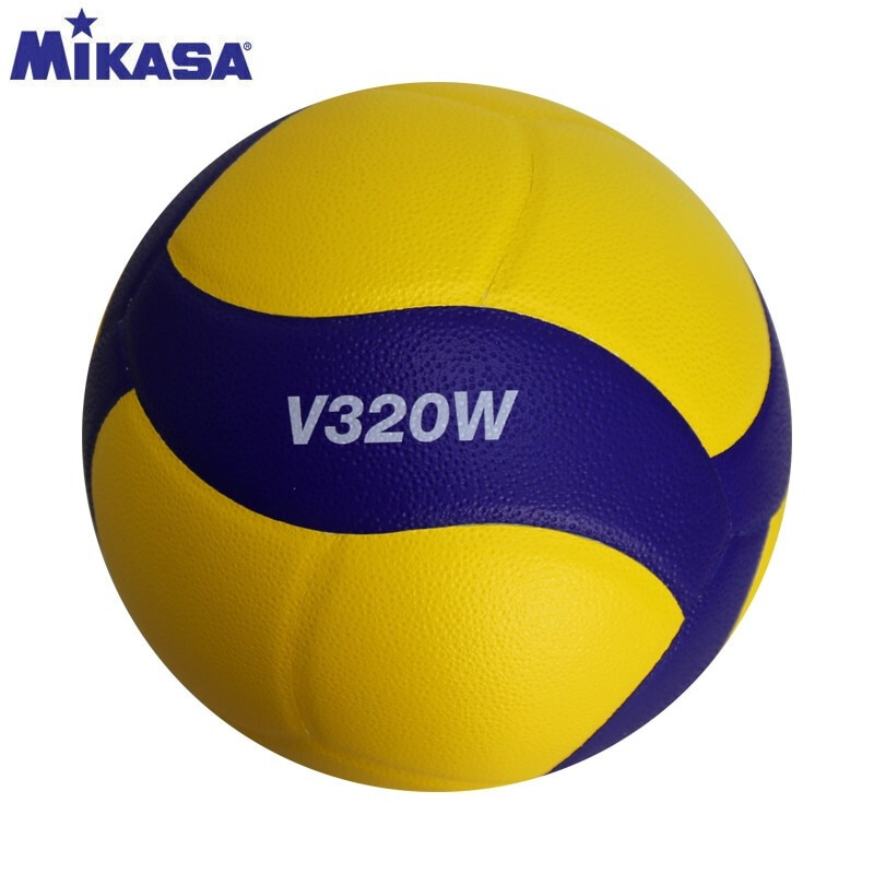 Original Mikasa Volleyball V320W FIVB Official Game Ball Size 5 Professional National Competition FIVB Approve Volleyball