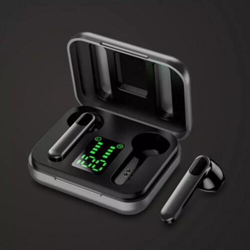 X40-auriculares inalámbricos con Bluetooth 5,0, dispositivo de audio estéreo deportivo, impermeable, con...