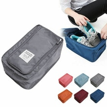 Waterproof Portable Travel Shoes Bag Case Shoe Organizer Keeper Storage Multi-function Outdoor Trave