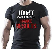 Camiseta Unisex 2019 para hombre con motivación de gimnasio y entrenamiento