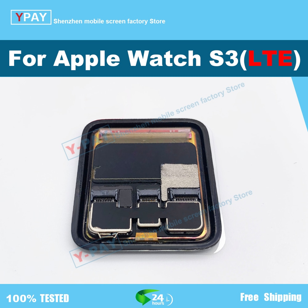 For iWatch Series 1/2/3 LCD Display Touch Screen Digitizer Assembly For Apple Watch Series 4 5 6 LCD enlarge