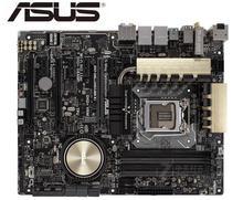 Asus Z97-DELUXE/USB3.1 Bureau Carte Mère Socket LGA 1150 i7 i5 i3 DDR3 SATA3 USB3.0 UTILISÉ carte mère