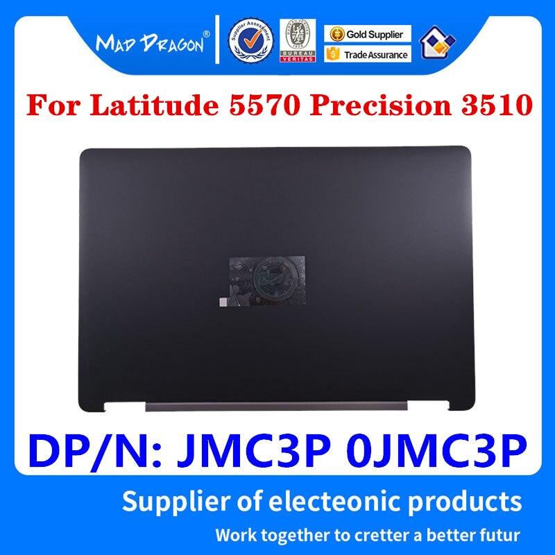 جديد وأصلي LCD الغطاء العلوي LCD الغطاء الخلفي أسود قذيفة لديل Latitude 5570 E5570 الدقة 3510 M3510 محمول JMC3P 0JMC3P
