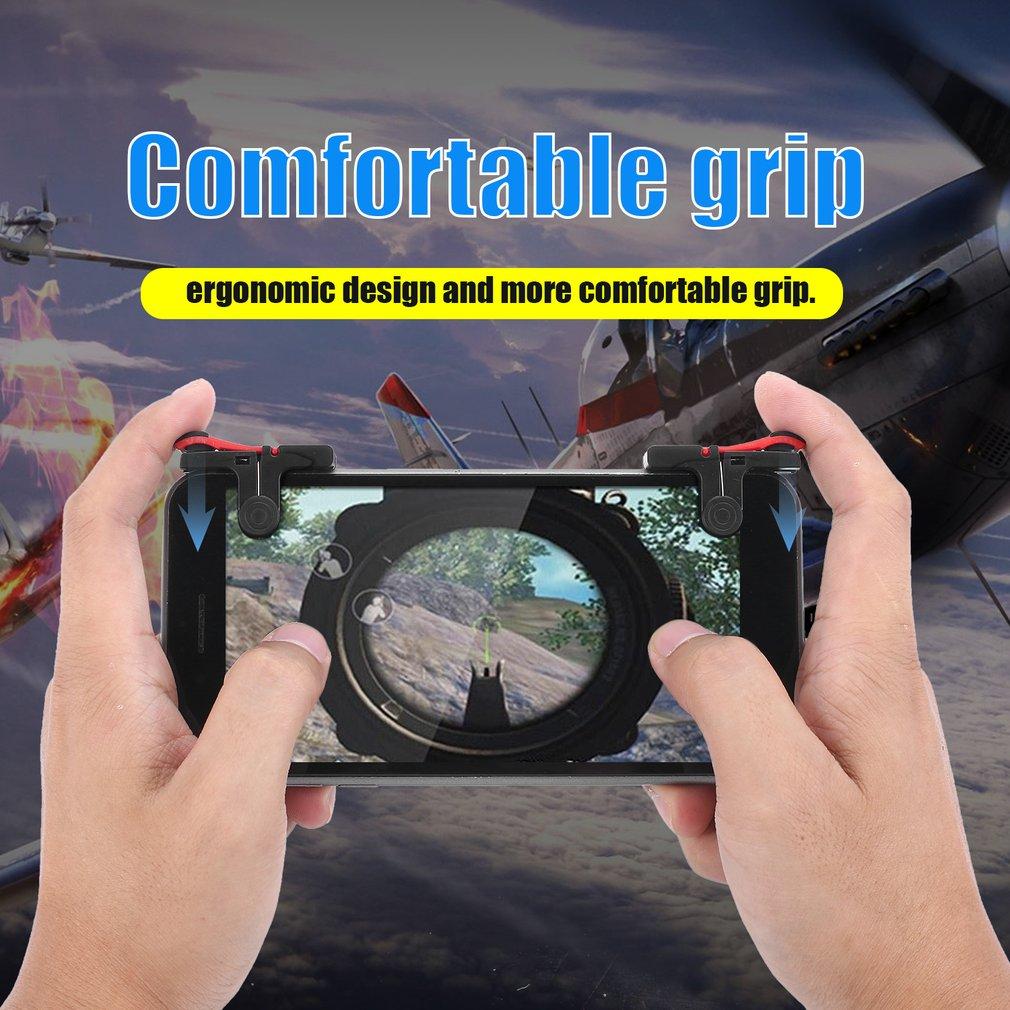 D9 Mobile Phone Universal Play Game Gamepad Gaming Controller Artifact Stimulation Battlefield Assist Gamepad Mobile Gamepad
