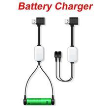 Cargador de batería BEESCLOVER para baterías 18650 multifunción magnético USB Mini cargador de carga/descarga