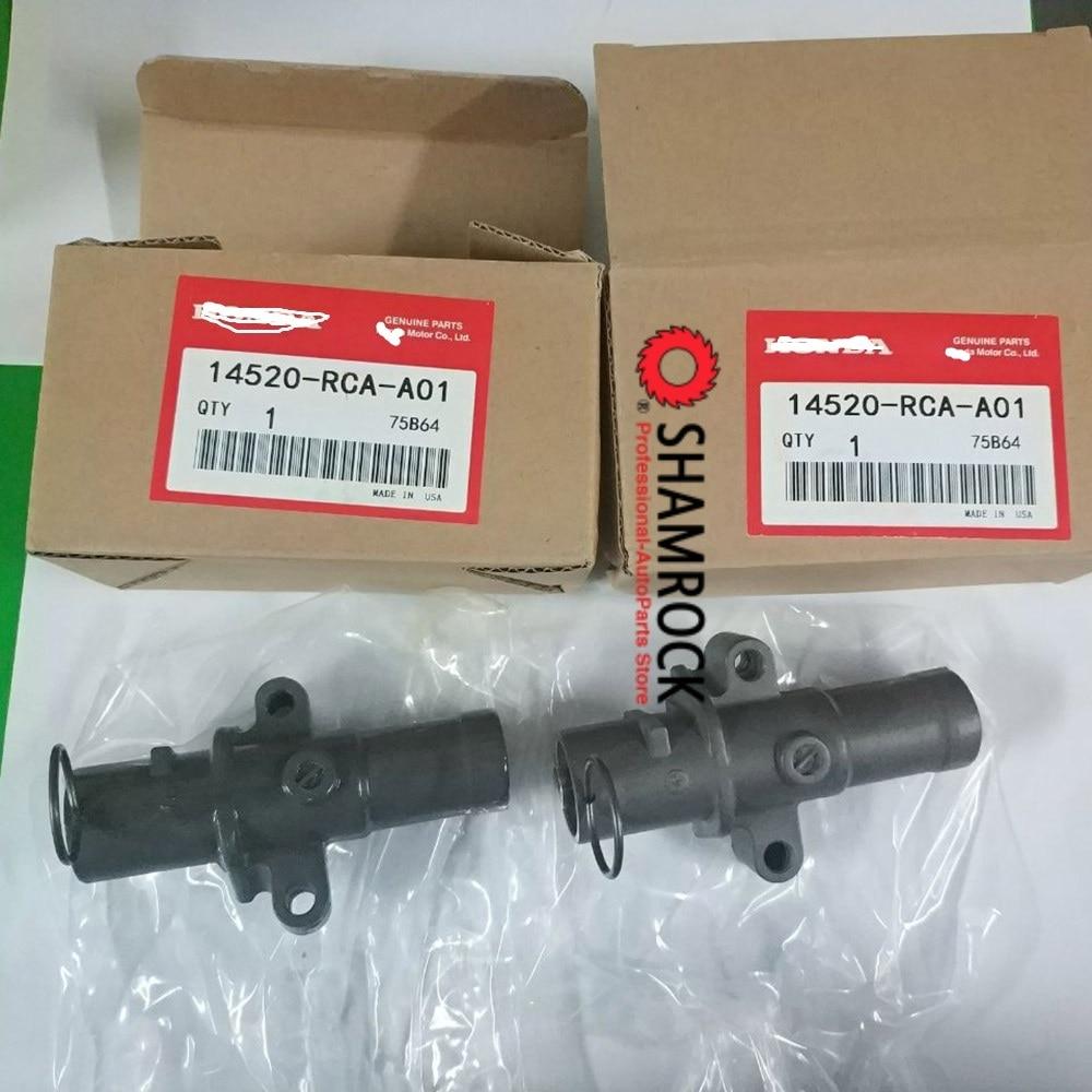 Hydraulic Auto Tensioner Timing Belt Adjuster OEM 14520-RCA-A01/DTD2001/70994 for Hhonda Odyssey Pilot Aacura RL TL MDX ZDX 2PCS