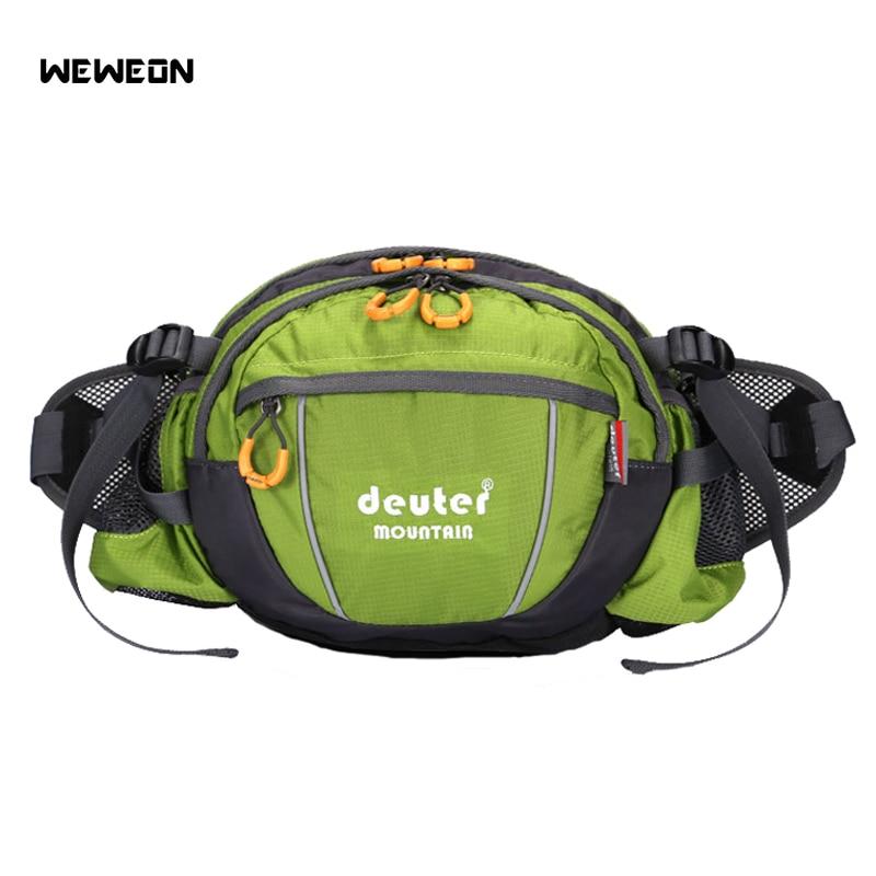 Outdoor Riding Running Waist Bag City Jogging Waist Pack Walking Accessories Sports Handy with Bottle Holder