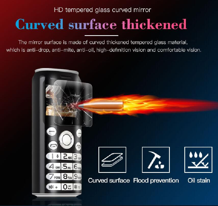 Bluetooth Camera Mobile Phone Cigarette Lighter Flashlight Dual Card Dual Standby Creative Standby Dialer Mp3 Music Player enlarge