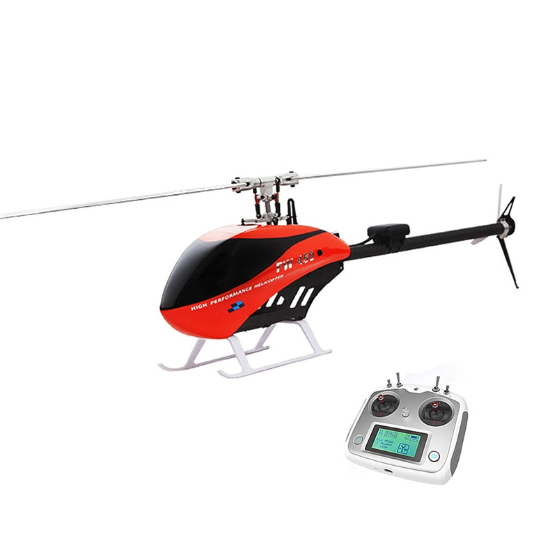 FW450 6CH FBL 3D Vuelo Inteligente GPS altura mantener una tecla de retorno con H1 sistema de Control de vuelo helicóptero RC RTF