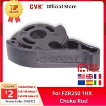 CVK moto Push Pull carburateur tige de starter accélérateur interrupteur levier de soupape pour Yamaha FZR250 1HX petite interdiction FZR400 accessoires
