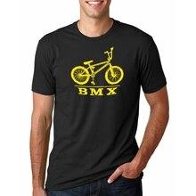 BMX Biker T Hemd Rad Skyway Mongoose Retro Fahrrad Kühlen Berg Blau Neue T Shirts Lustige Tops T Neue Unisex lustige Tops