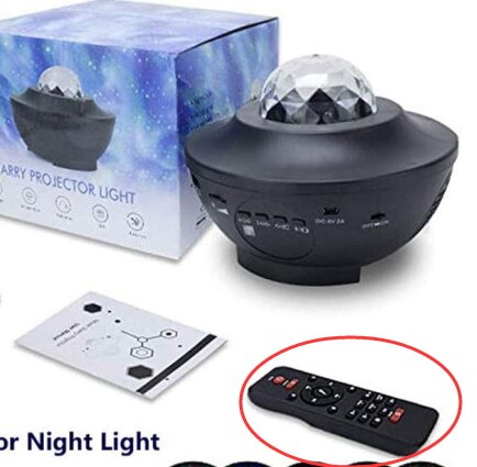 Remote for Star Starry Night Light