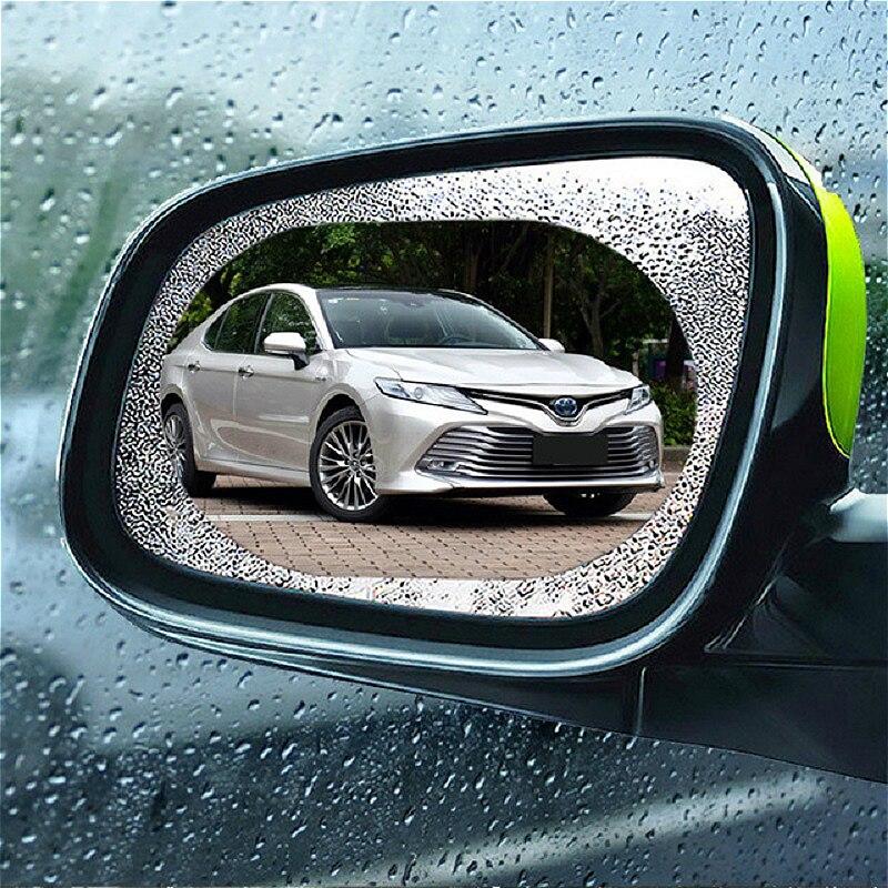 Car Anti Fog Sticker Rain Proof Film  Rearview Mirror for Mercedes-Benz X166 X253 W166 C292 X204 GLK Car Accessories