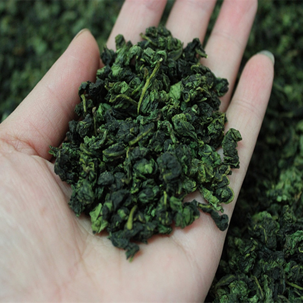 2021 China Anxi Tie-kuan-yin Tea Fresh 1275 Organic Oolong'Tea For Weight loss Tea Health Care Beaut