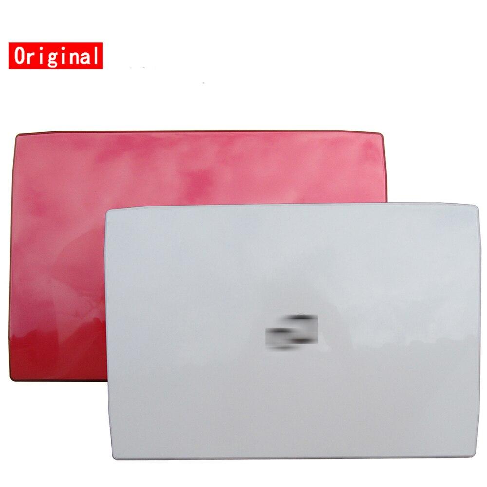 جديد الأصلي ل فوجيتسو AH544 A514 محمول LCD الغطاء الخلفي قذيفة Palmrest غطاء سفلي لصندوق الكمبيوتر أبيض أحمر