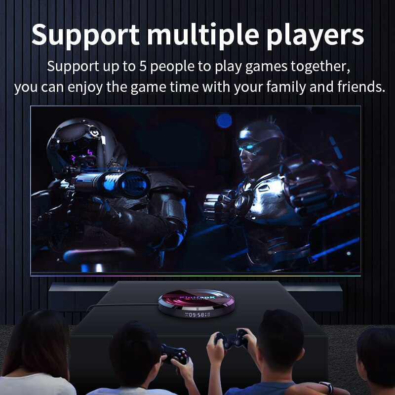 Portable Video Game Consoles Super Console X Max Retro Support 4k TV Box WIFI with 50000+ Games 50+ Emulators for PS1/PSP/N64/SS enlarge