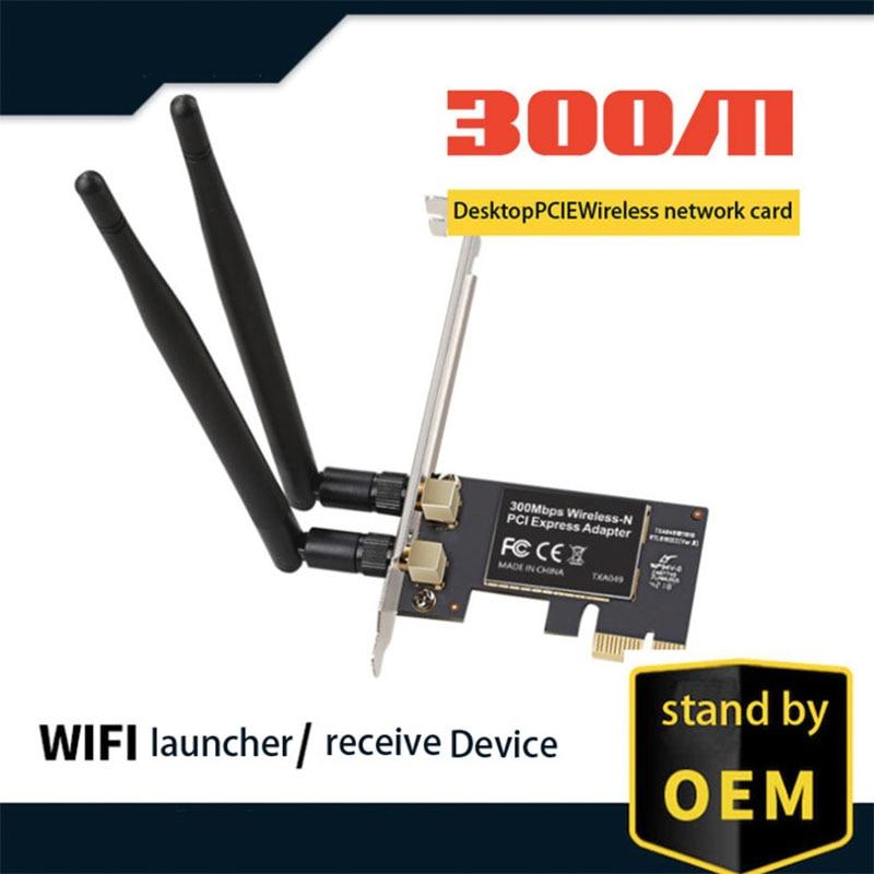 Realtek 8192CE chipset 2DB Wifi antena 300M adaptador WIFI inalámbrico tarjeta de red WiFi receptor