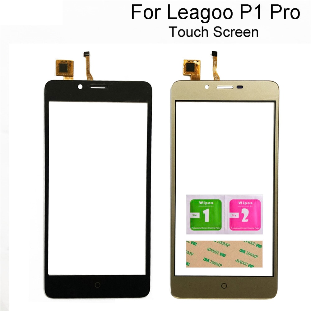 5.0'' Mobile Phone Touchscreen For Leagoo P1 Pro Touch Screen Glass Digitizer Panel Lens Sensor Tool