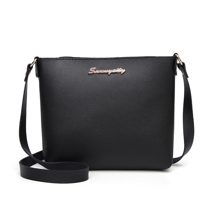 Фото - Модная женская сумка, повседневная дорожная сумка через плечо, женская сумка-мессенджер через плечо из искусственной кожи, женская маленьк... сумка через плечо женская tamaris matilda 2959182 518 светло розовый