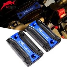 Для SUZUKI BANDIT S 650 S650 Bandit 1200 1250/1250S 1250F мотоциклетный CNC высококачественный цилиндр тормозного сцепления, резервуар жидкости