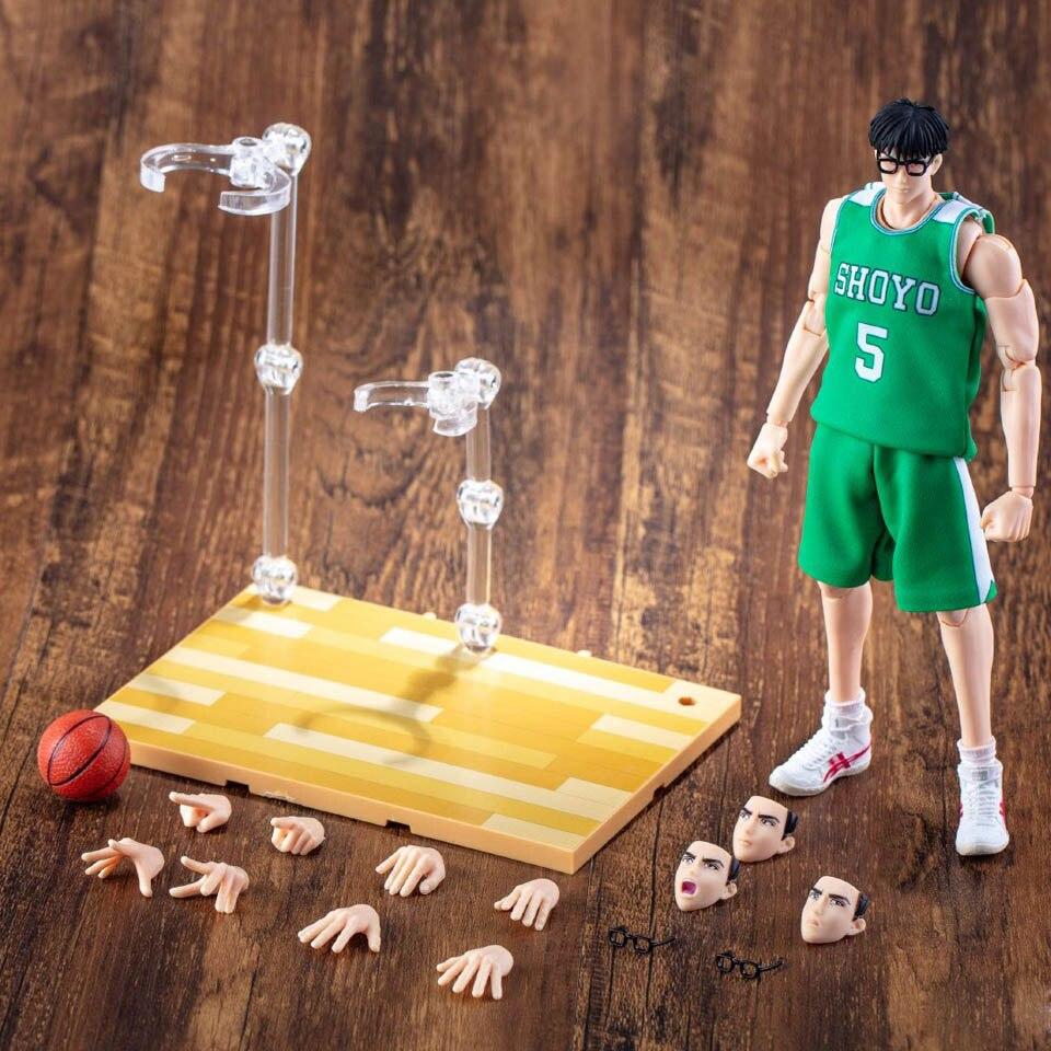 Figura de acción Tronzo Dasin modelo Snap Fujima Kenji Toru Hanagata movible PVC figura de acción modelo coleccionable muñeca regalo