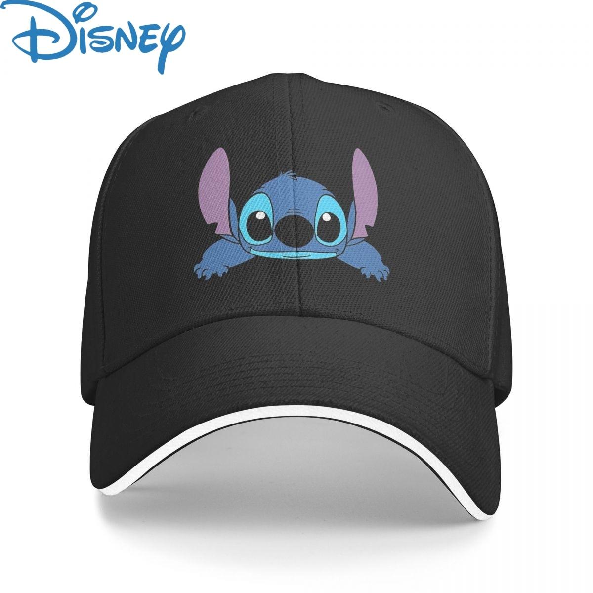 Disney Stitch Lilo (11) Baseball Cap Men Women Hip Hop Dad Sun Hat Trucker Hat