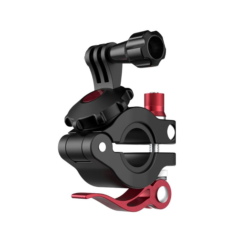 Sports Camera Bike Clip Universal Bicycle Stand Accessories Universal Handlebar Clip Tripod Mount for Gopro Osmo