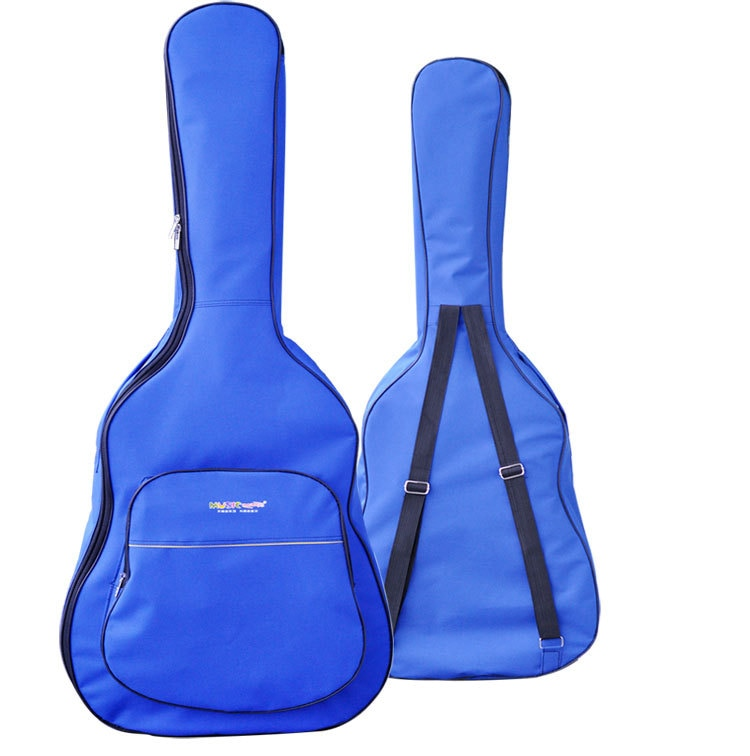 40/41 Inch Guitar Case Waterproof Guitar Bags Customize  Factory Wholesale Bass Bags With Double Shoulder Straps enlarge