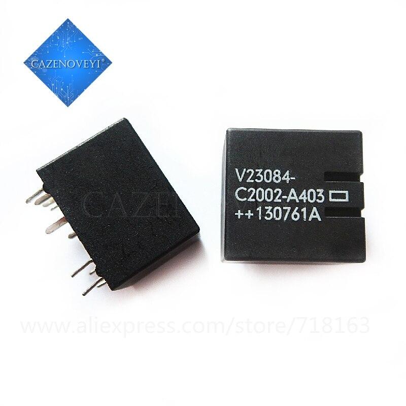 10pcs/lot V23084 V23084-C2002 V23084-C2002-A403 Relay DIP-10 In Stock