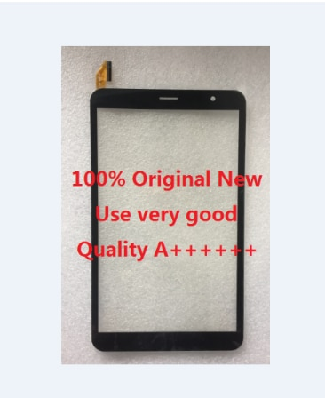 Envío Gratis pantalla táctil de 8 pulgadas, 100% nuevo para Digma Optima 8019N 4G TS8182ML panel táctil, prueba de buena Digitalizador de panel táctil